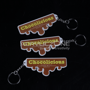 Gantungan Kunci Akrilik Chocolicious
