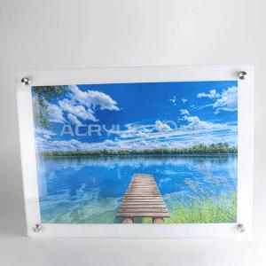 PN01 Poster Landscape Akrilik - bingkai foto akrilik