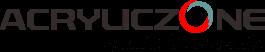Logo Acryliczone